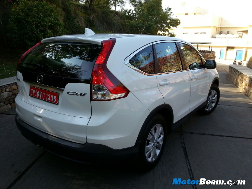 2013 Honda CR-V Rear