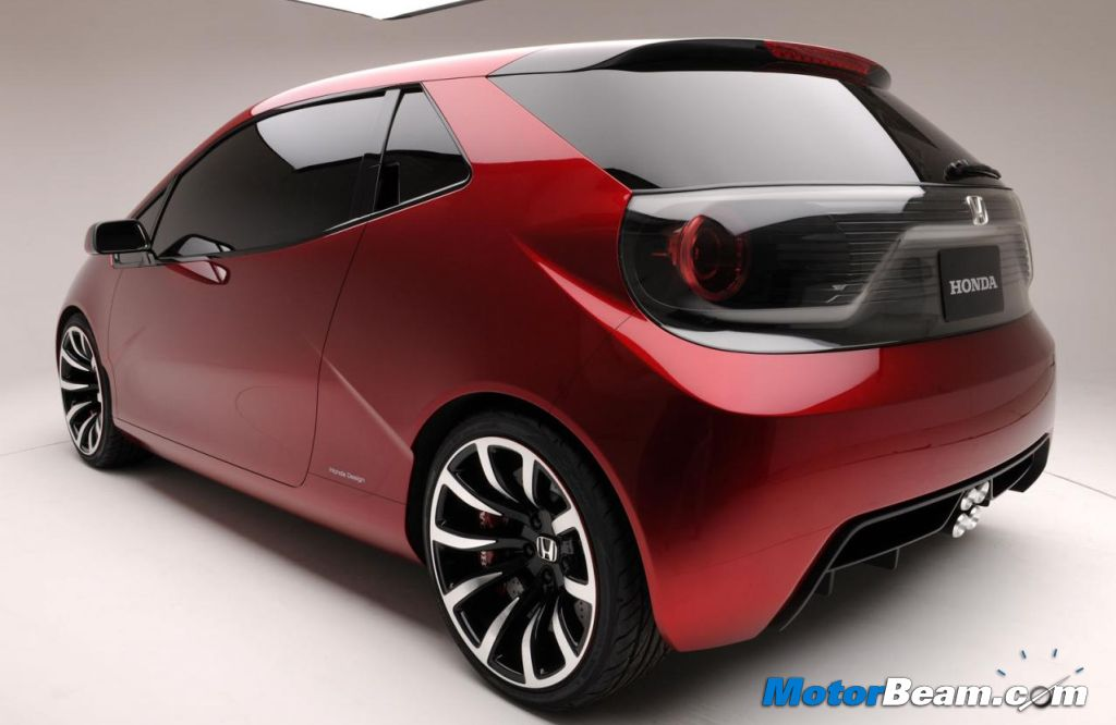 2013 Honda Gear Concept Car