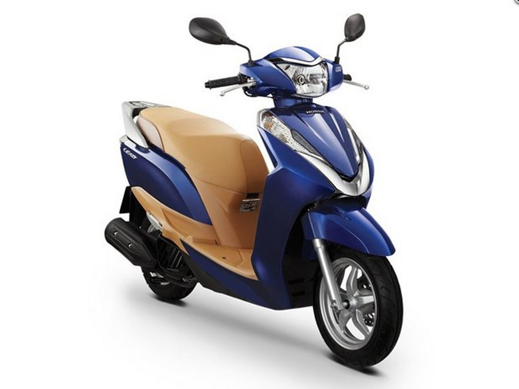 2013 Honda Lead 125 Blue