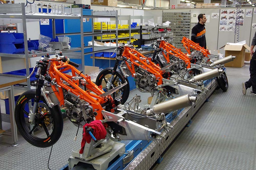 2013 KTM RC250R Production Racer 1