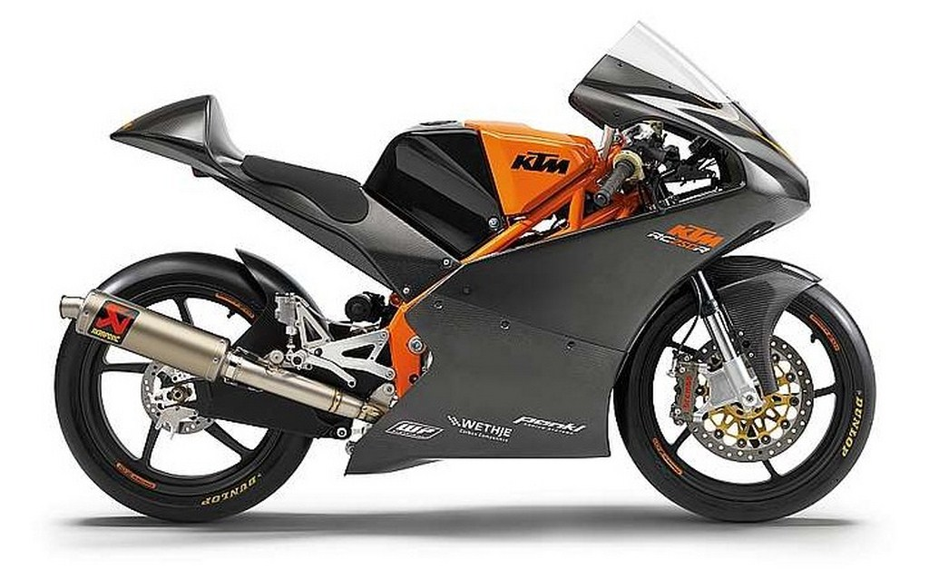 2013 KTM RC250R Production Racer
