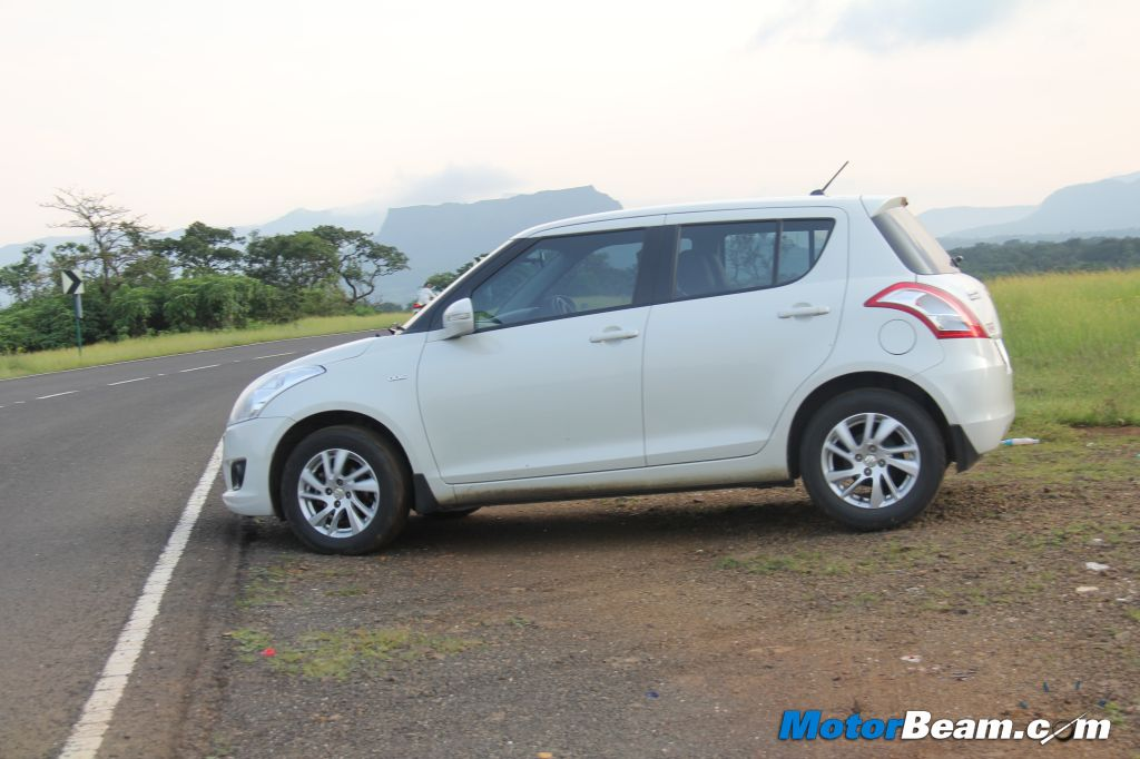 The Maruti Suzuki Swift is a hassle free vehicle to live with.