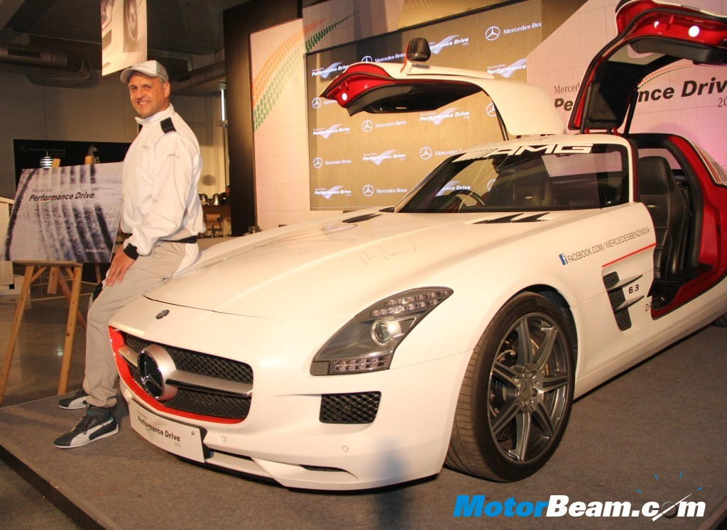 2013 Mercedes Benz Performance Drive