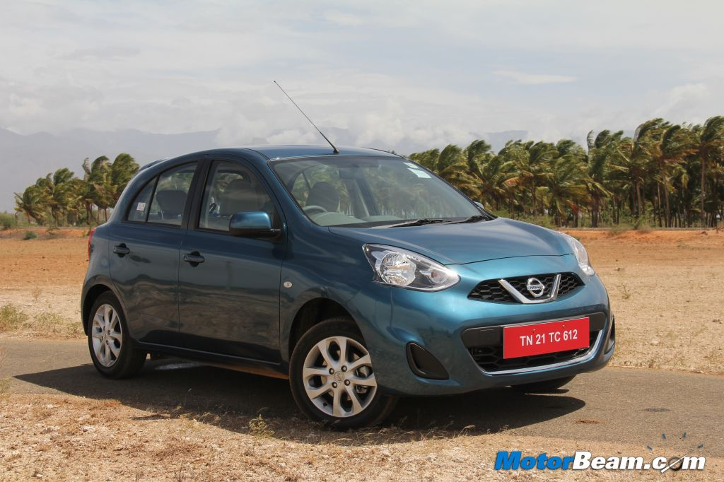 2013 Nissan Micra Facelift Test Drive Review