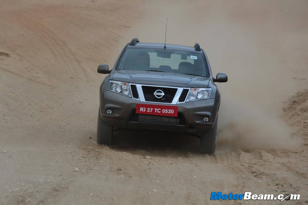2013 Nissan Terrano Review