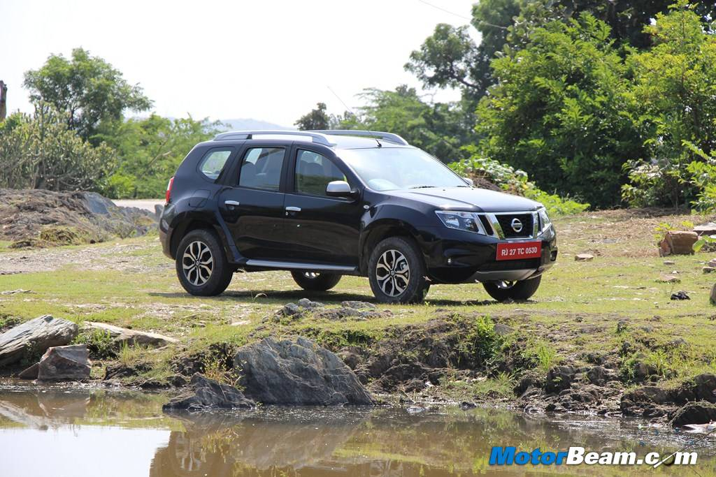2013 Nissan Terrano Test Drive Review