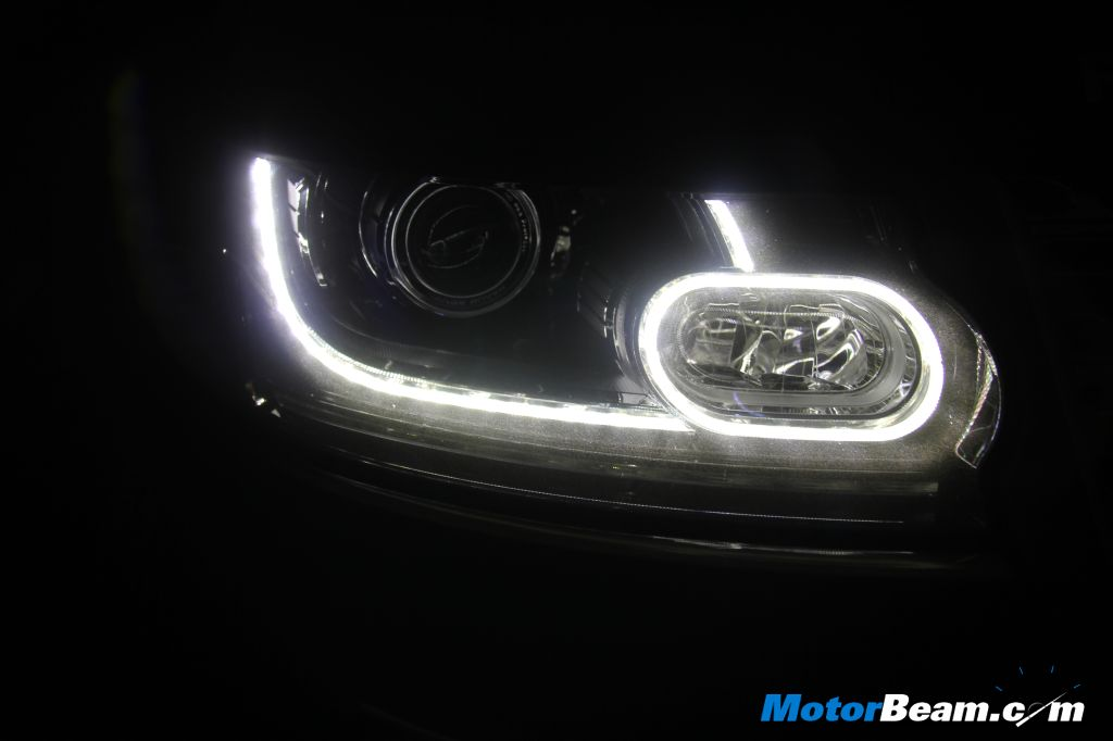 2013 Range Rover Headlight