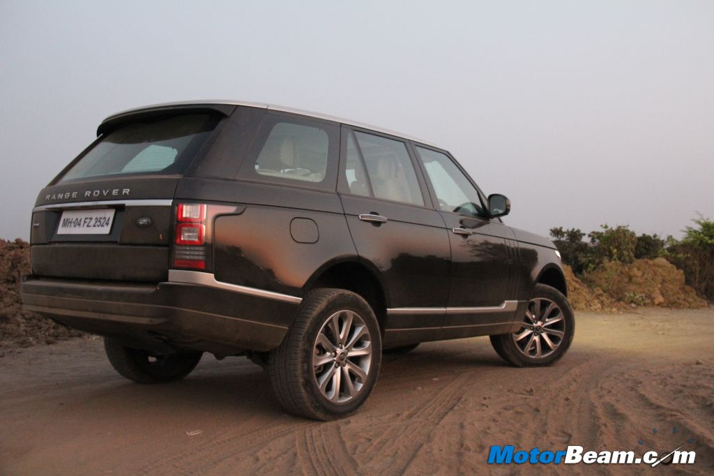 2013 Range Rover India Review