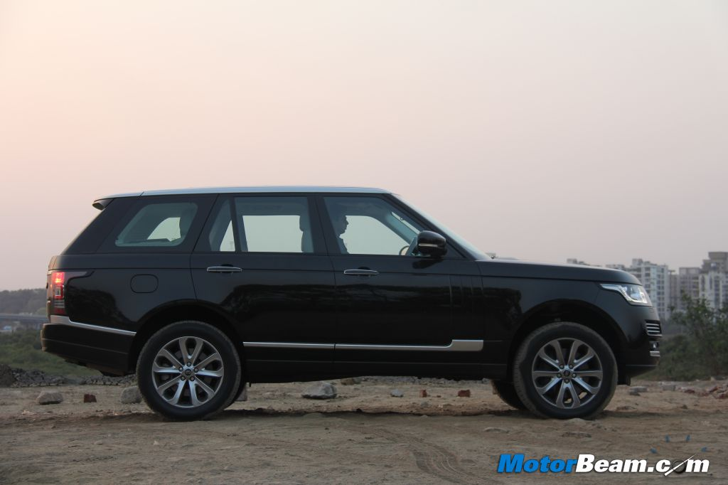 2013 Range Rover Side