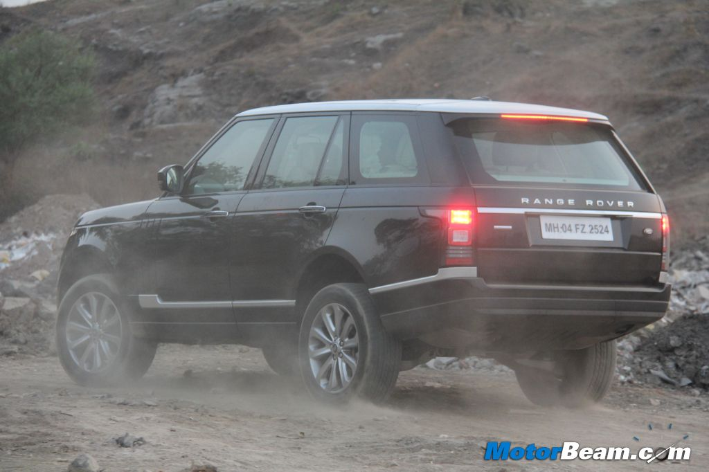 2013 Range Rover V8 Review