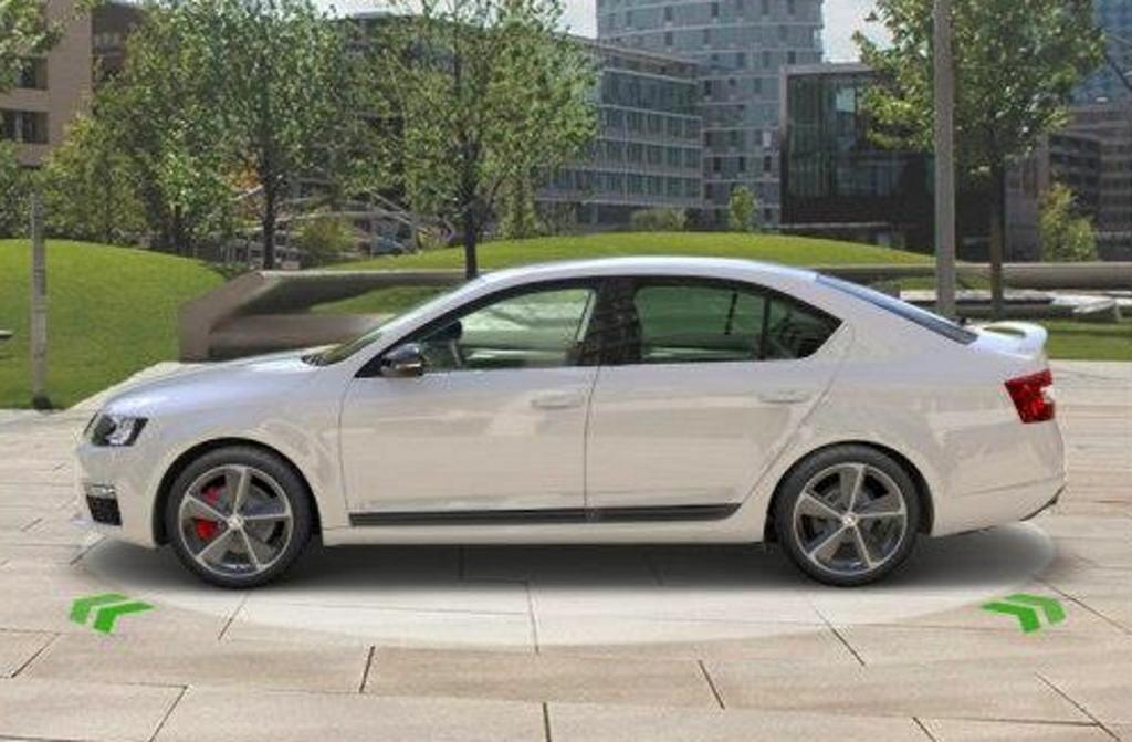 2013 Skoda Octavia RS profile