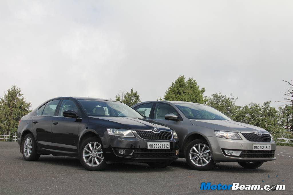 2013 Skoda Octavia Test Drive Review