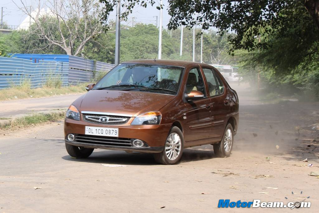 2013 Tata Indigo Road Test