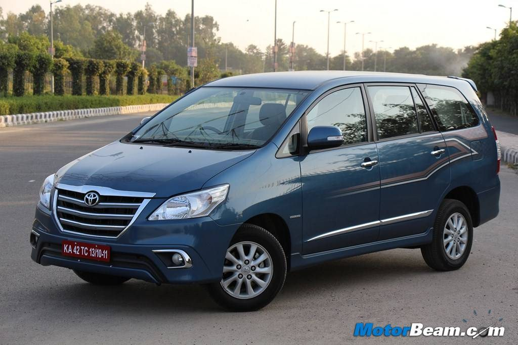 2013 Toyota Innova Test Drive Review
