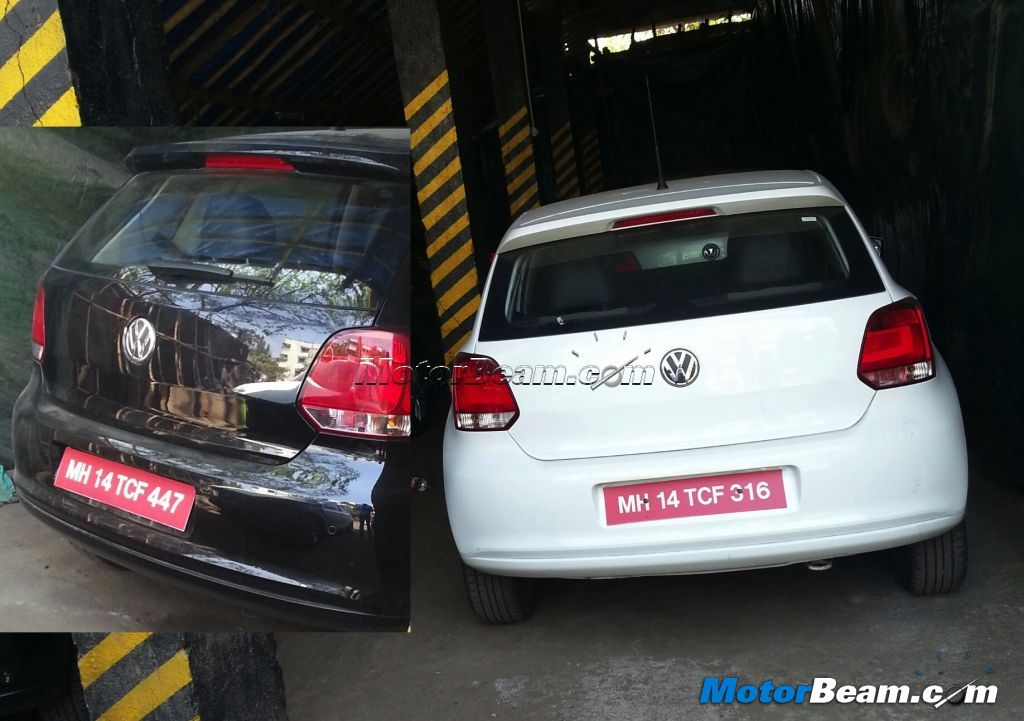 2013 Volkswagen Polo GT Versions