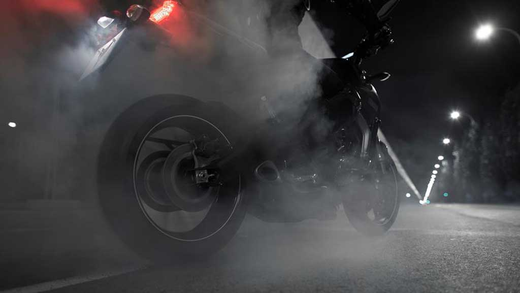 2013 Yamaha MT-09 Burn