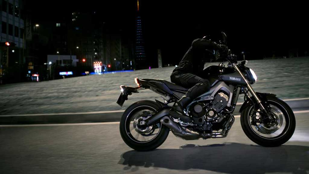 2013 Yamaha MT-09 Side