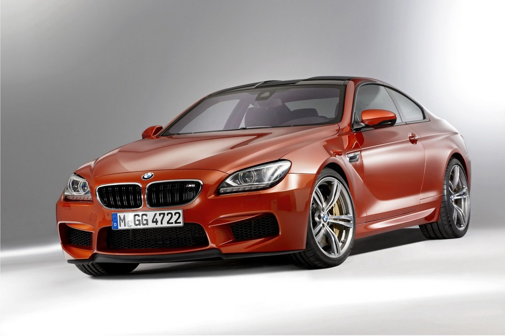 2013 BMW M6 front