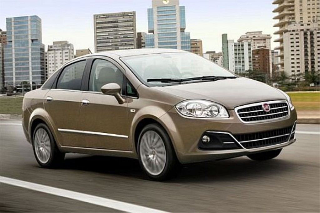 2013 Fiat Linea Wallpaper