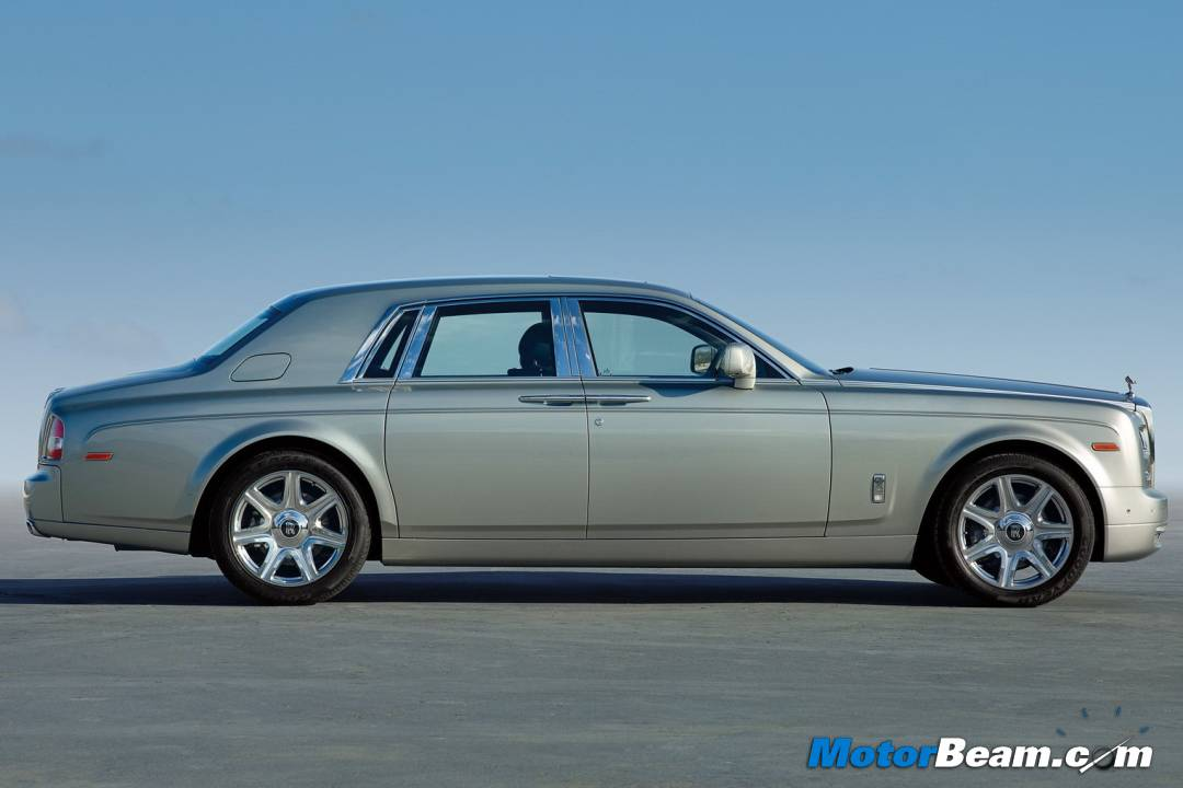 2013 Rolls-Royce Phantom Series 2
