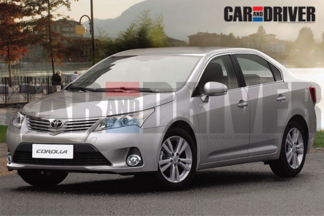 Next Generation Toyota Corolla Launch In 2013 | MotorBeam – Indian