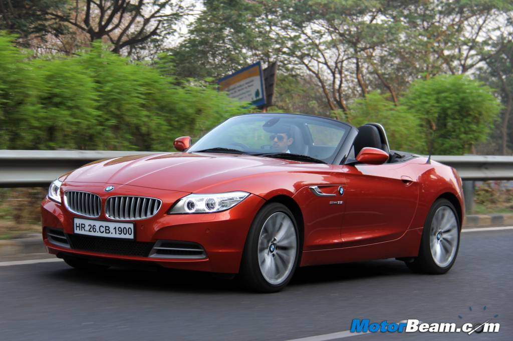 2014 Bmw Z4 Test Drive Review Motorbeam Indian Car