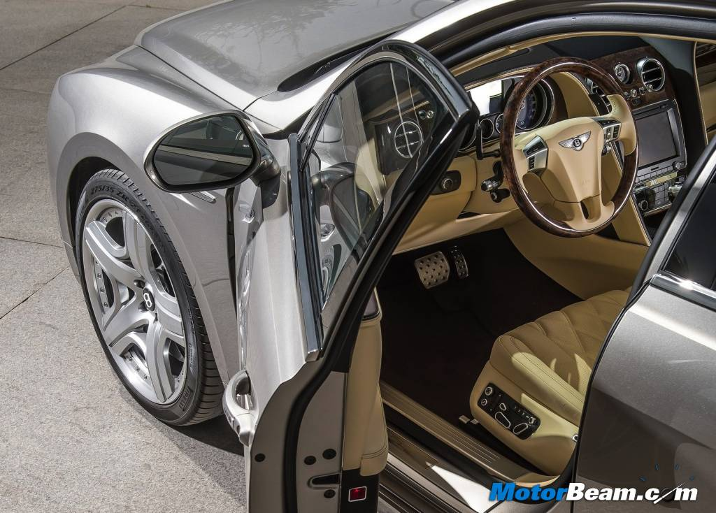 2014 Bentley Flying Spur India Review