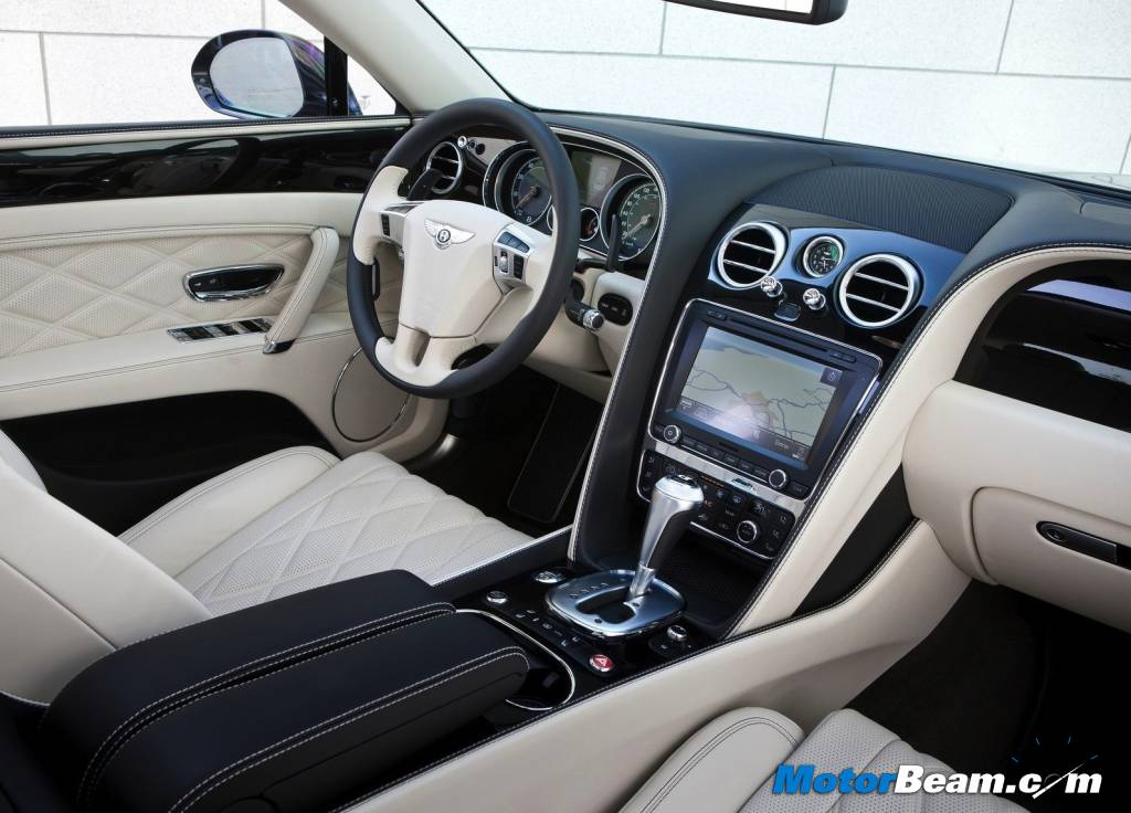 2014 Bentley Flying Spur Interior Review