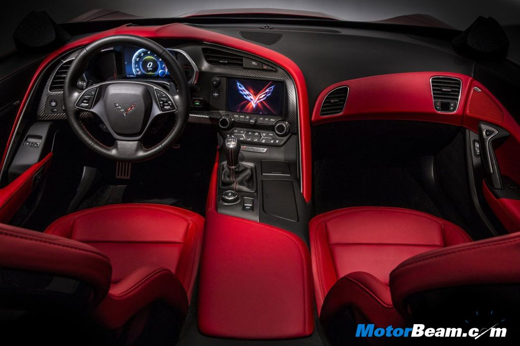 2014 Chevrolet Corvette Interiors