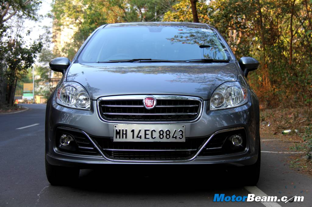 2014 Fiat Linea Review