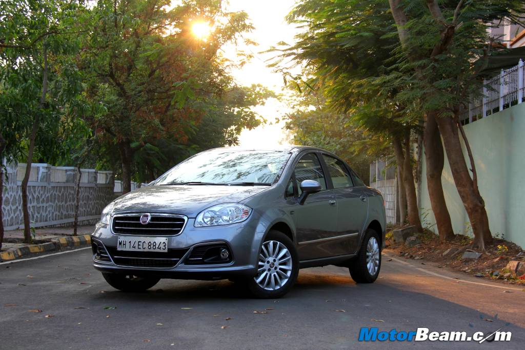 2014 Fiat Linea Test Drive Review
