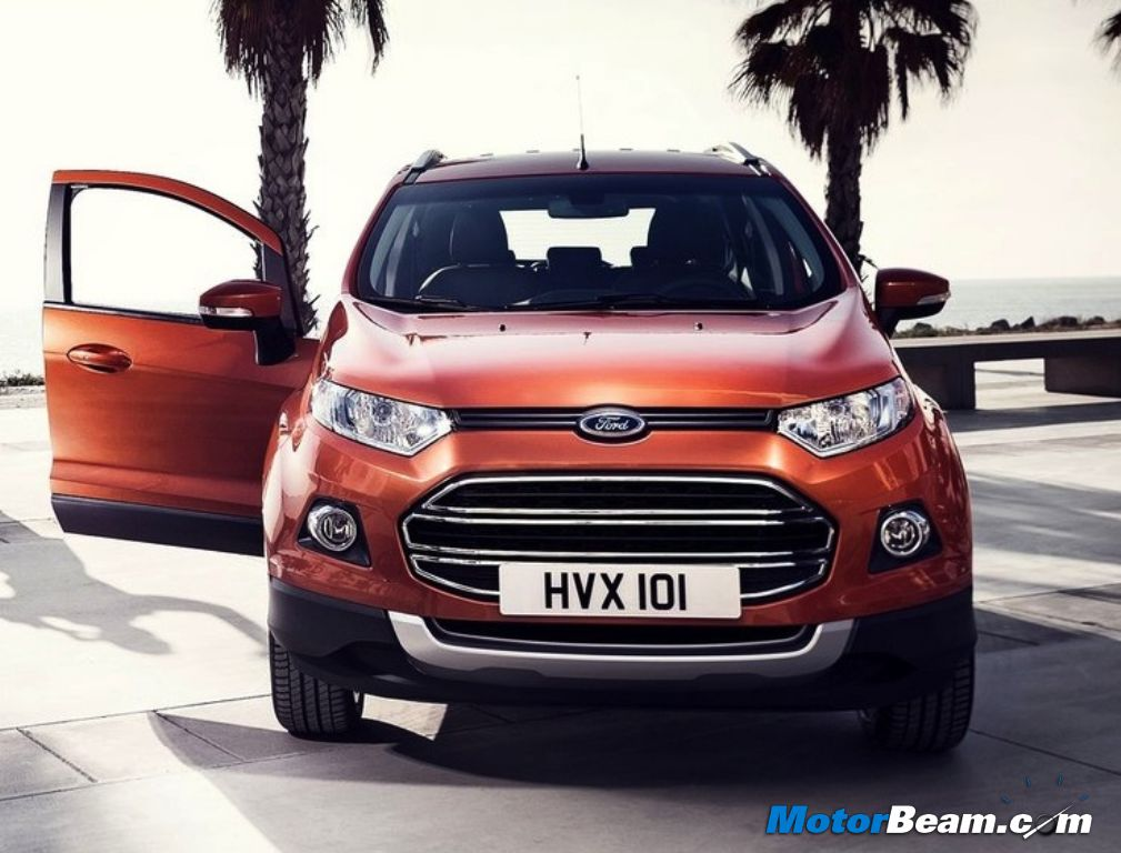 2014 Ford EcoSport Front