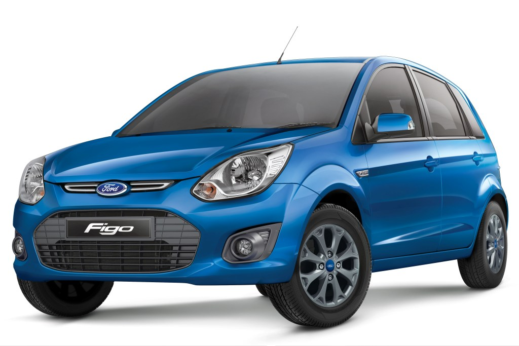 Ford Refreshes Figo In New Electric Blue Shade For Festive Season