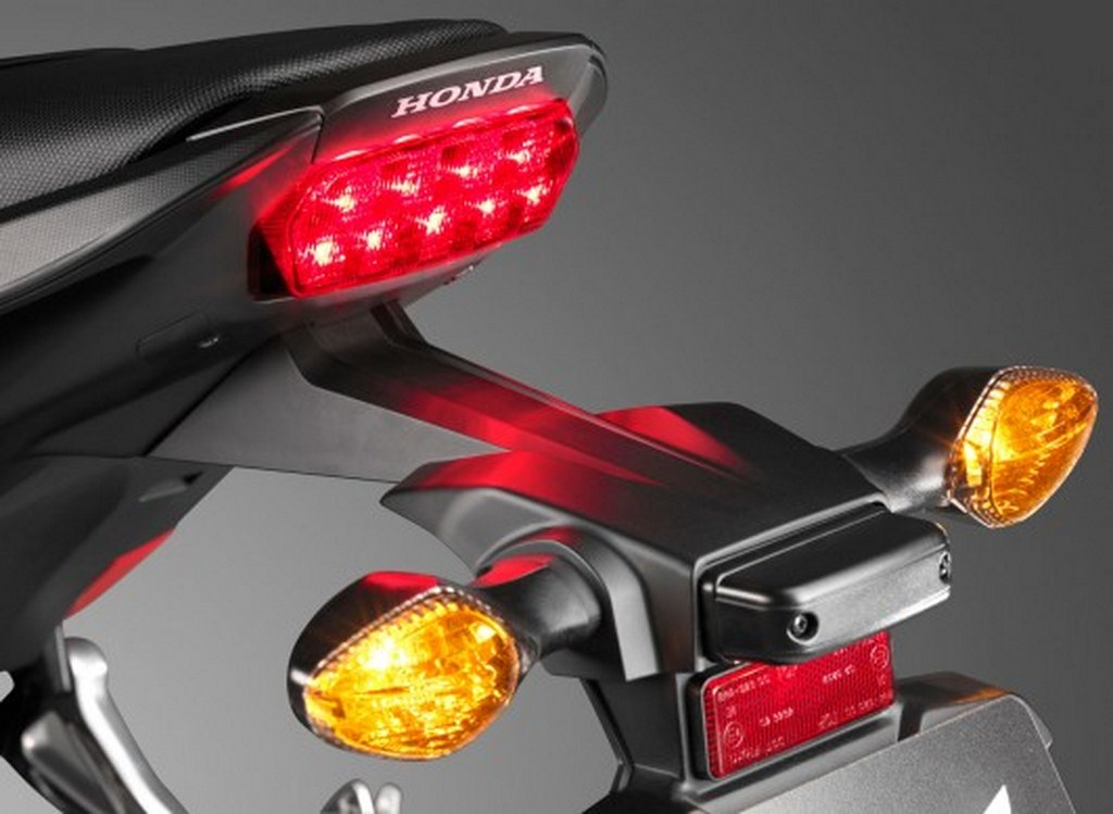 2014 Honda CB650F Tail Light