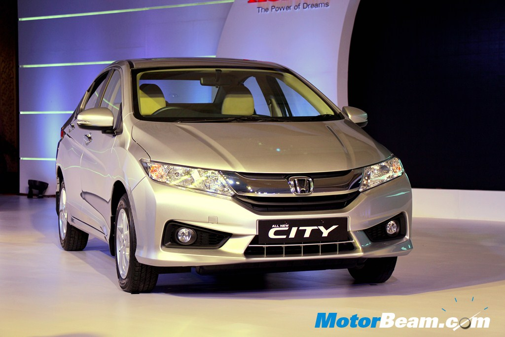 2014 Honda City Launch