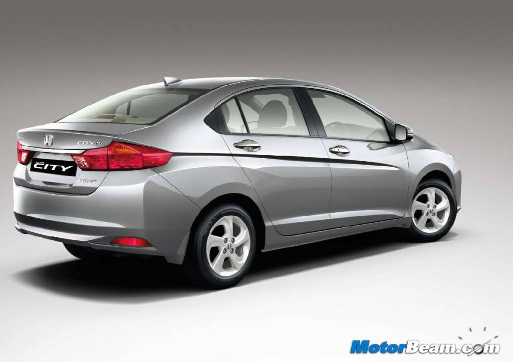 2014 Honda City Launched