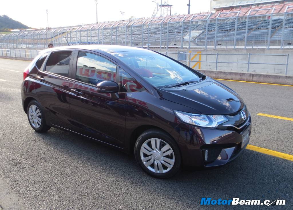 Next Generation Honda Jazz 2014 2014 Honda Jazz First Drive