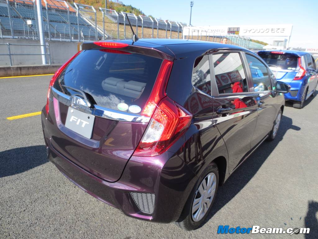 2014 Honda Jazz First Drive