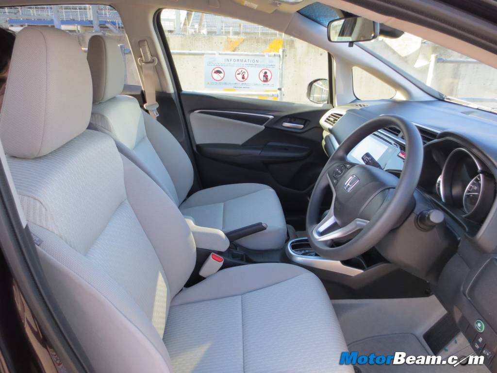 2014 Honda Jazz India Review