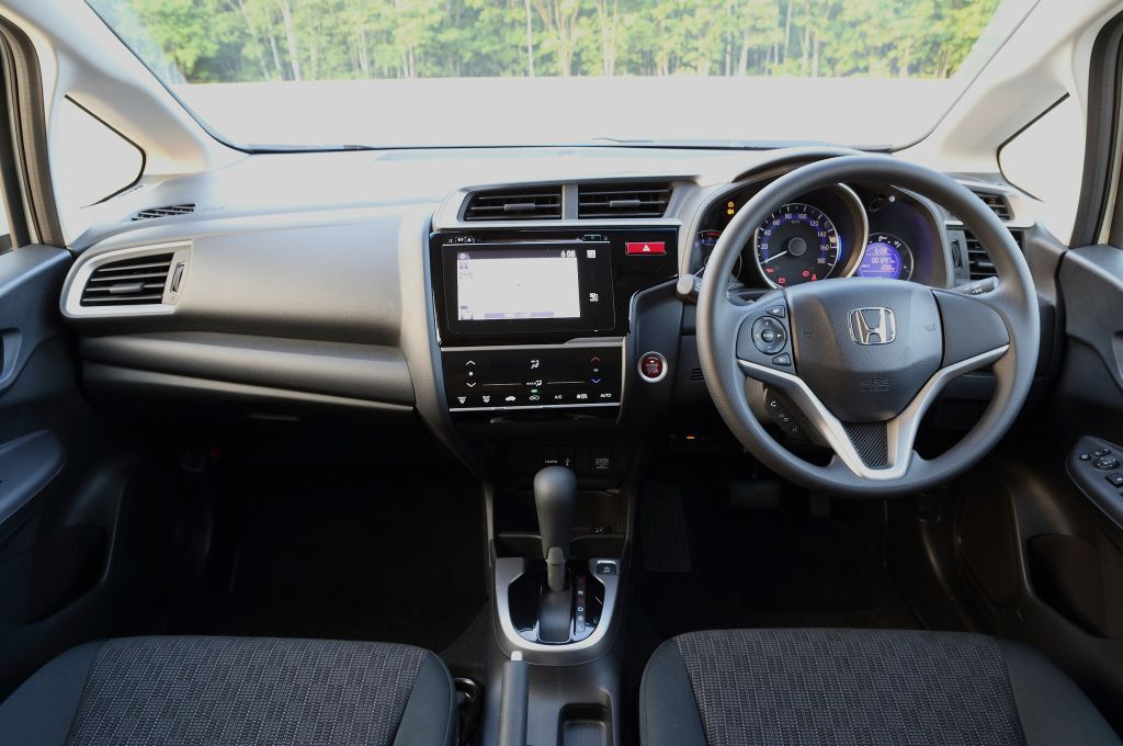 2014 Honda Jazz Interior
