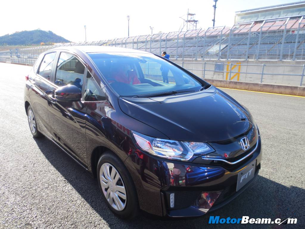 2014 Honda Jazz Review