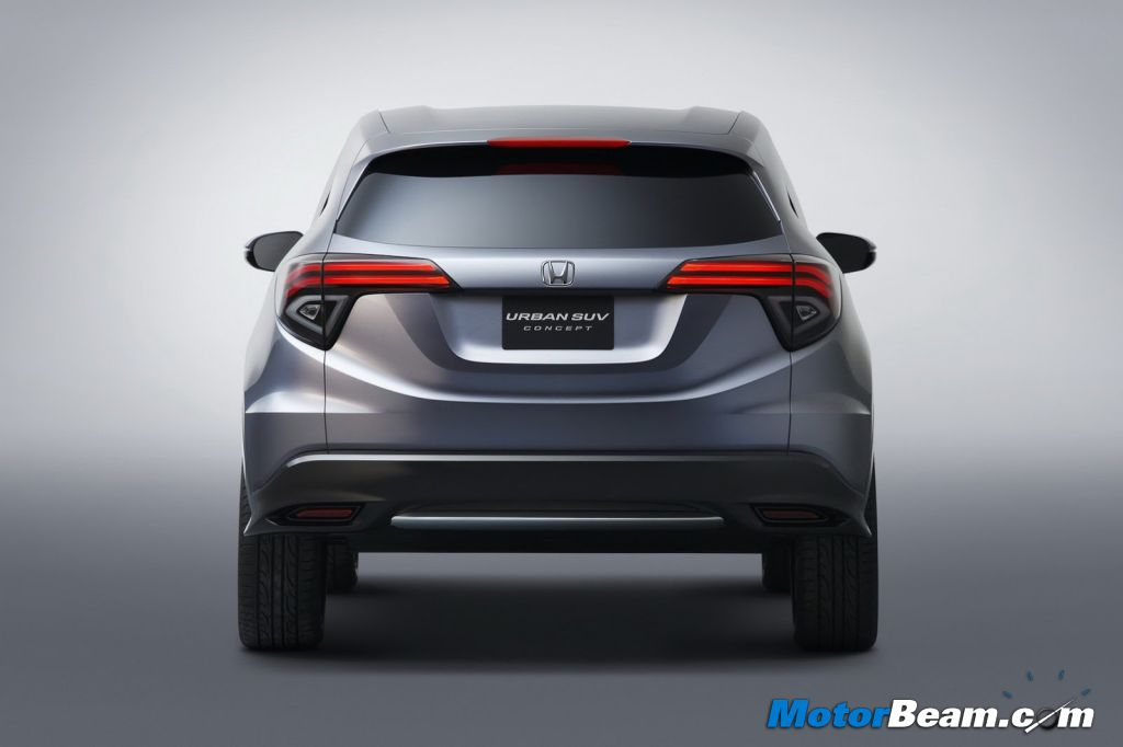2014 Honda Urban SUV Production Version Rendered | MotorBeam