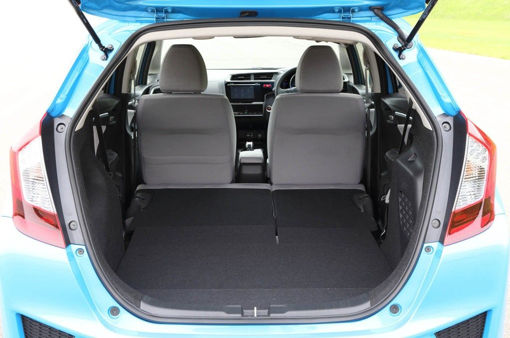 2014 Honda Jazz Space