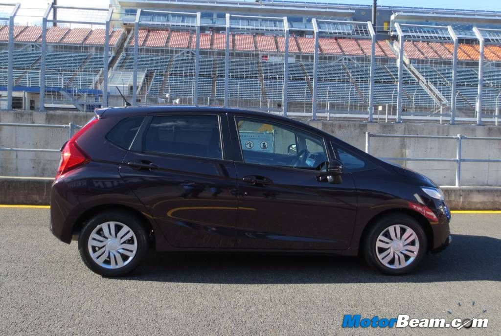 2014 Honda Jazz Test Drive Review