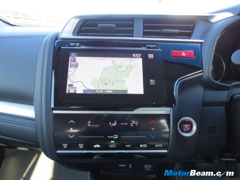 2014 Honda Jazz User Experience
