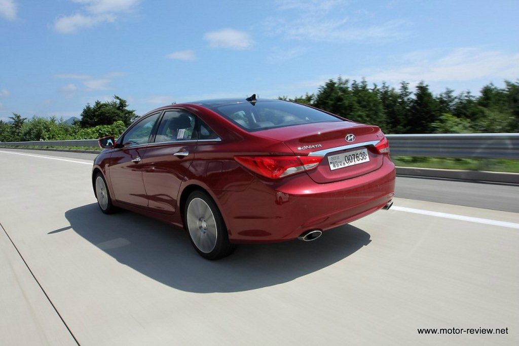 Hyundai To Launch Updated Sonata In 2014