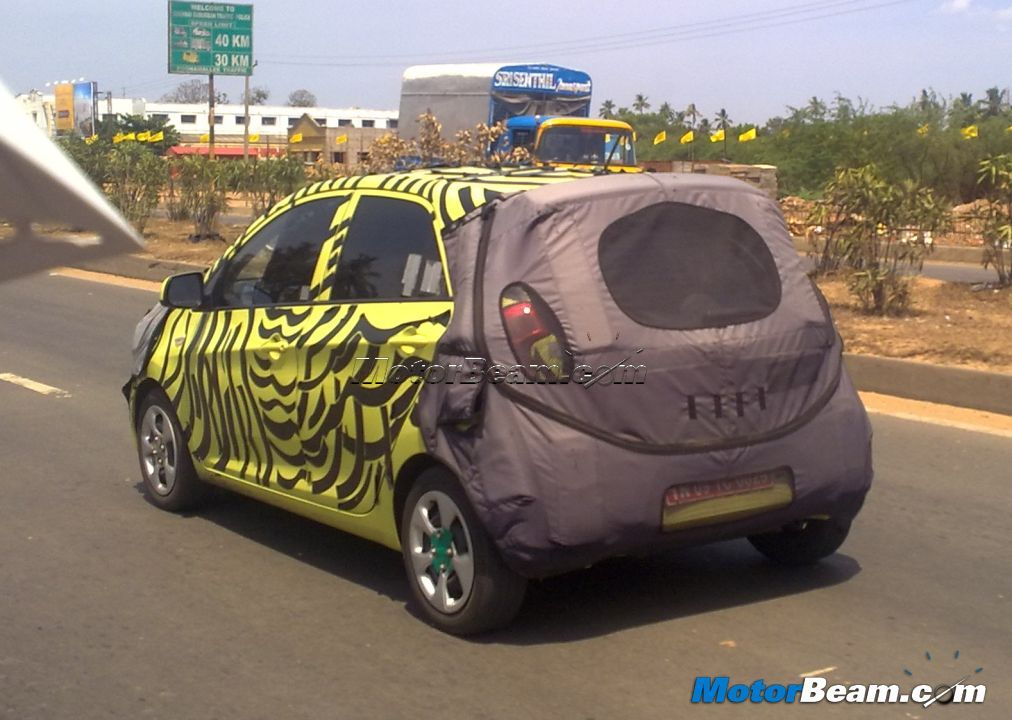 secret that the next generation hyundai i10 will be launched late next