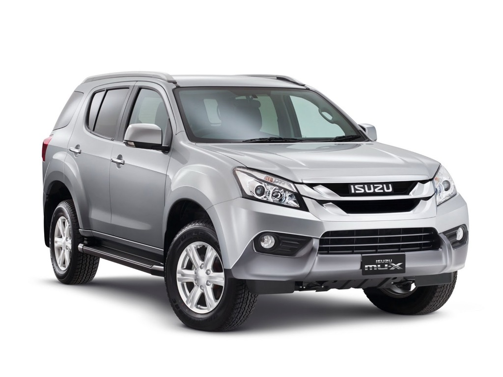 2014 Isuzu MU-X Specifications Pictures | MotorBeam – Indian Car