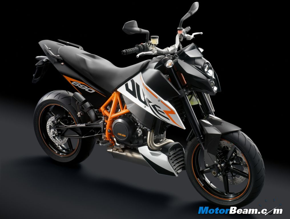 Is KTM Duke 690 On The Cards For India?