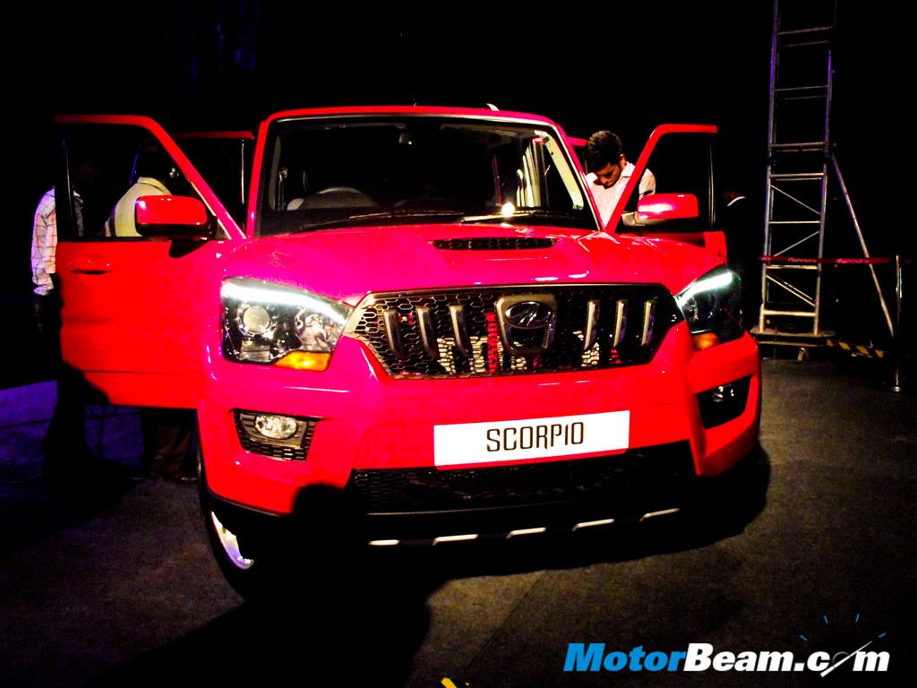 the interiors of the xuv500 facelift could see changes to